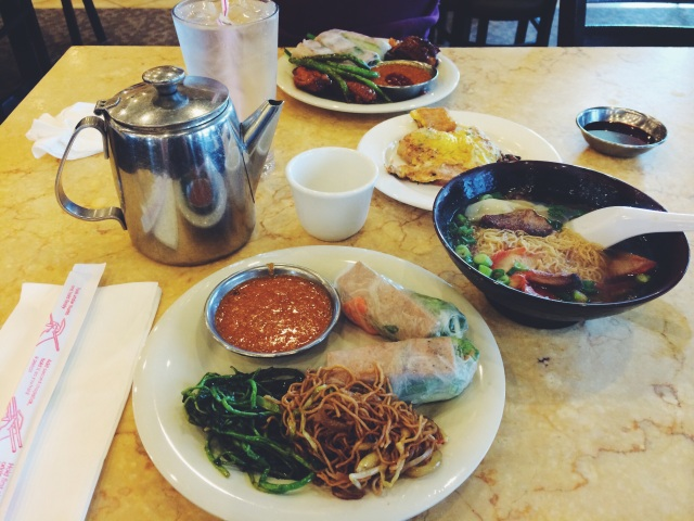 Kim Son buffet