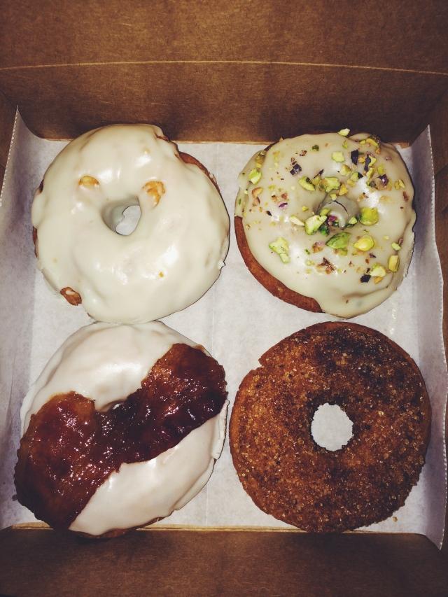 Doughmaker Doughnuts