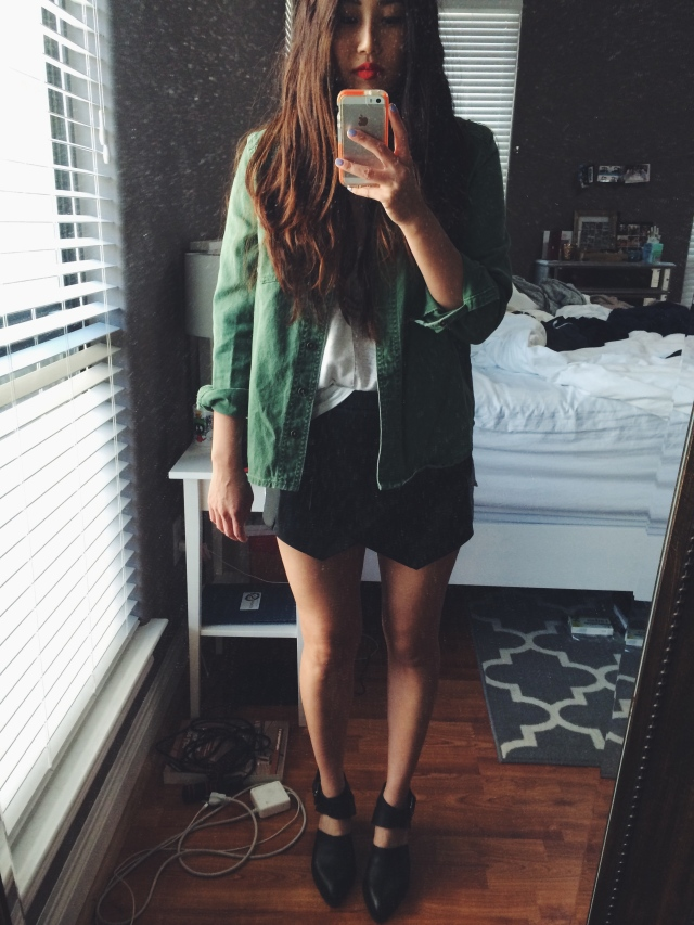 dinner outfit