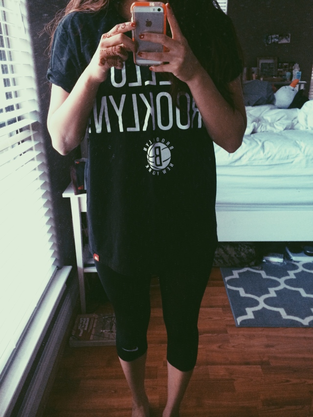 Hello Brooklyn tee