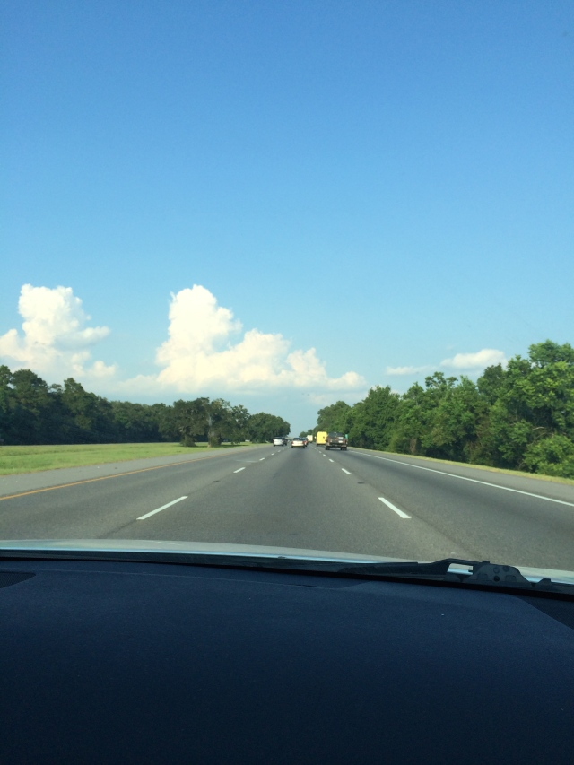 drive to New Orleans