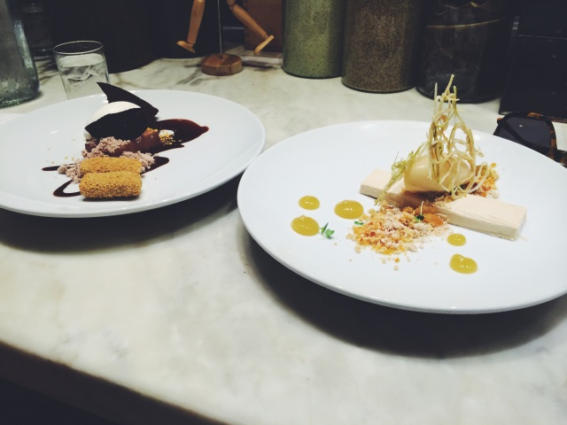 Dessert at Uchi