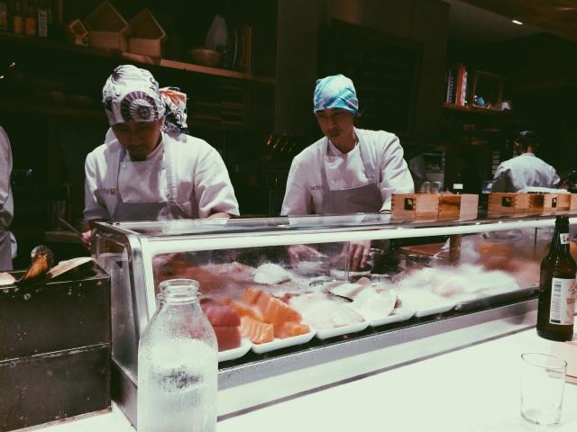 Uchi Sushi Chefs