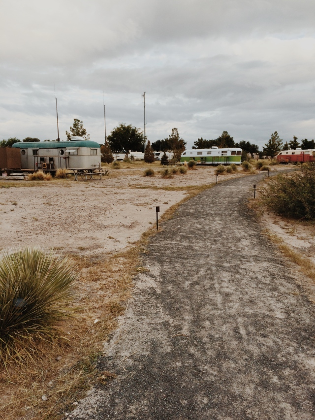 El Cosmico campground