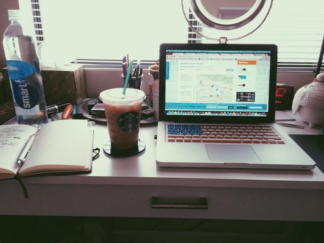 Monday setup