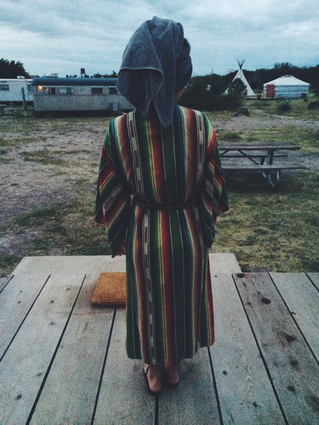 El Cosmico robe