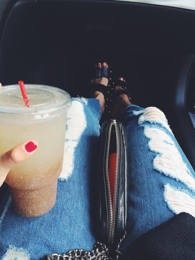 Chia Seed Lemonade