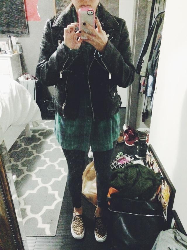 Albertson's flannel