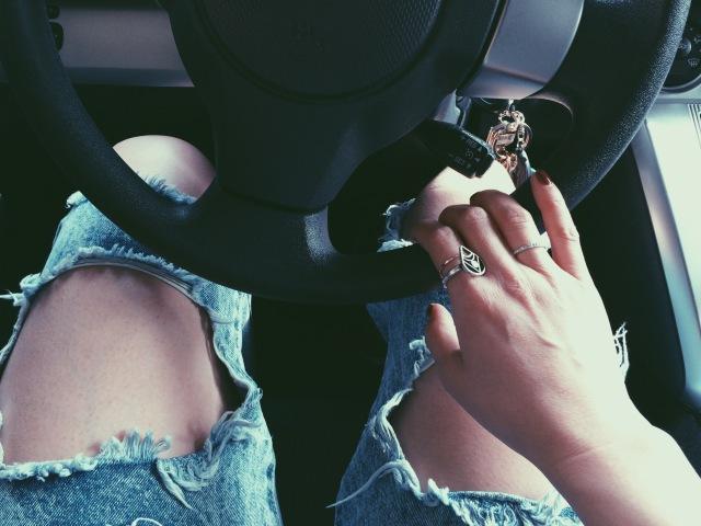 lap selfie