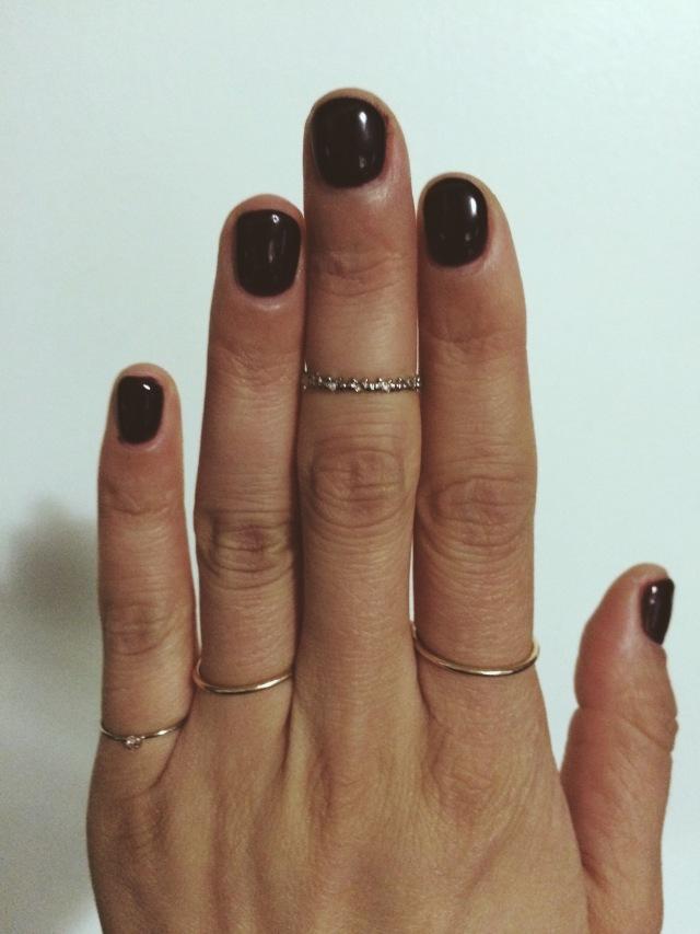 Etsy rings