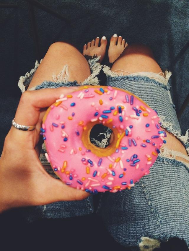 711 donut