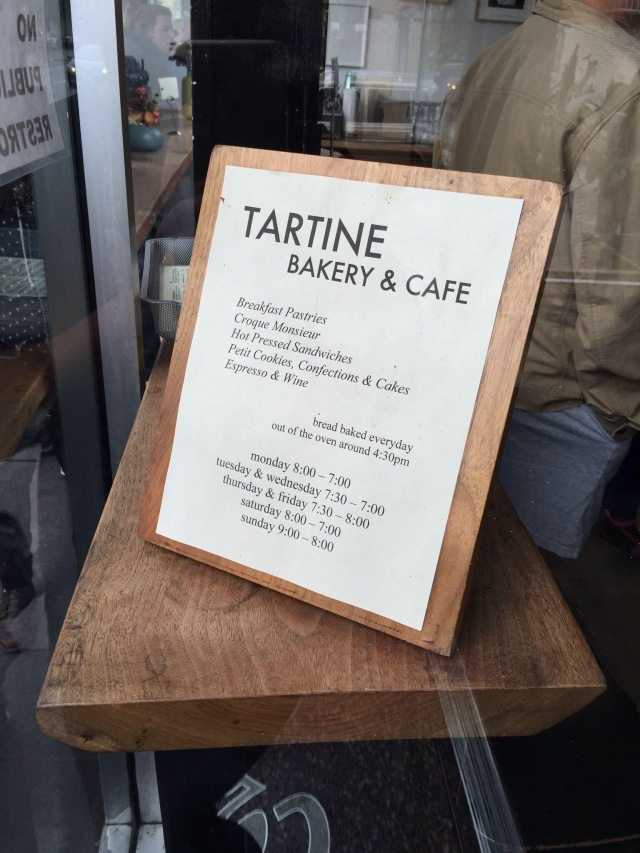 Tartine Bakery & Cafe