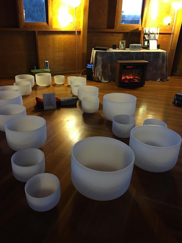 Quartz Crystal Bowls